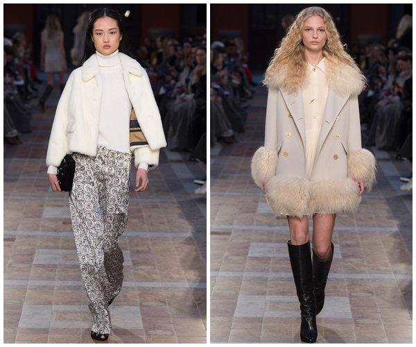 aa5444eda19a Модная женская верхняя одежда осень-зима 2016-2017  куртки, плащи ...