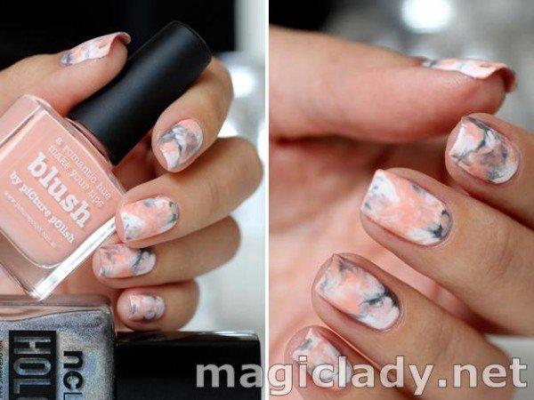 s86908011 Мраморный маникюр: топ-8 стильных идей дизайна для ногтей