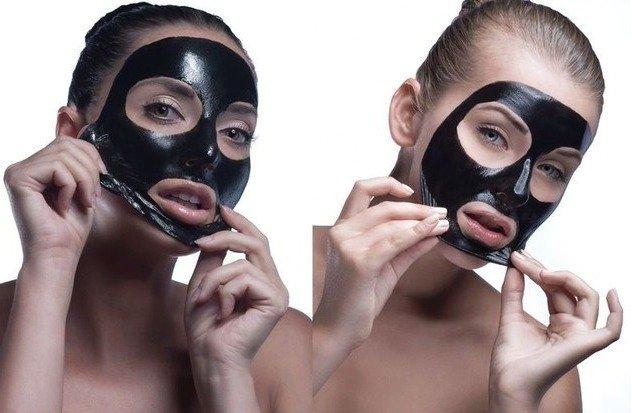 Проблемная кожа лица девушек
