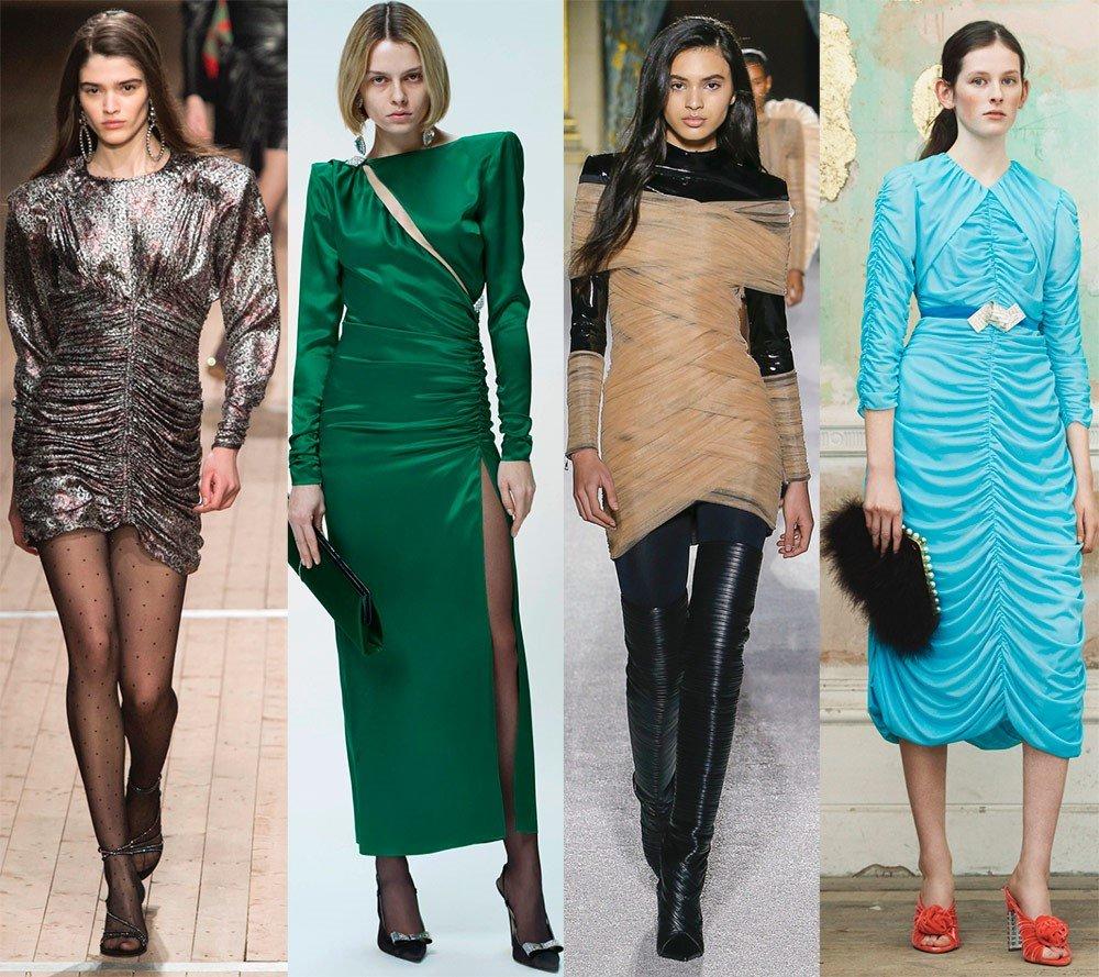 c74b2cf9abee8bd Модные платья. 2018-2019 год – разнообразие выбора | Женский журнал ...