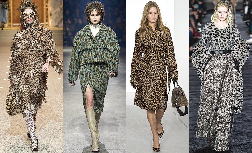 Значит, пора обратить внимание леопардовые тренчи, костюмы, платья. Если  такого принта в одежде вам кажется слишком много, можно надеть туфли  лодочки с ... c756118e2e5