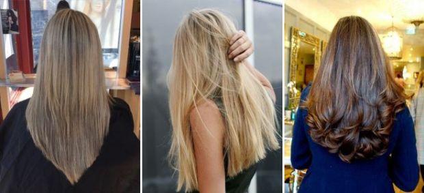 Стрижки для длинных волос 2018