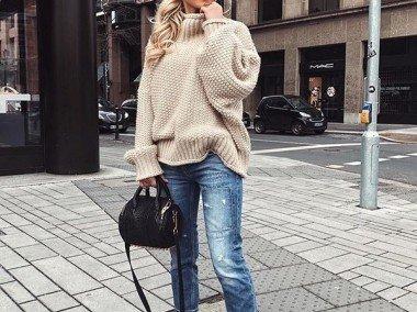 078296ca8ca Модные кофты и свитера для женщин. 2018-2019 год