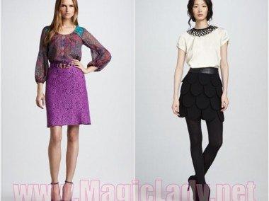 ca3b39a552a Модные юбки осень-зима 2012-2013