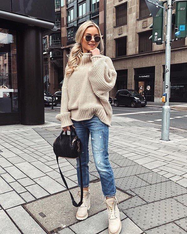 3d476fdf043a Модные кофты и свитера для женщин. 2018-2019 год   Женский журнал Мэджик  Леди сайт для женщин