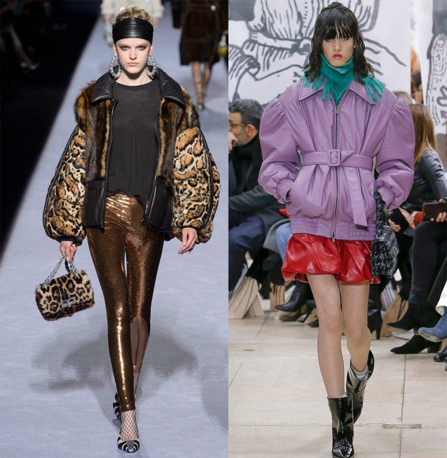 ff1b0503a2e Модные женские куртки. Тенденции осени-зимы 2018-2019
