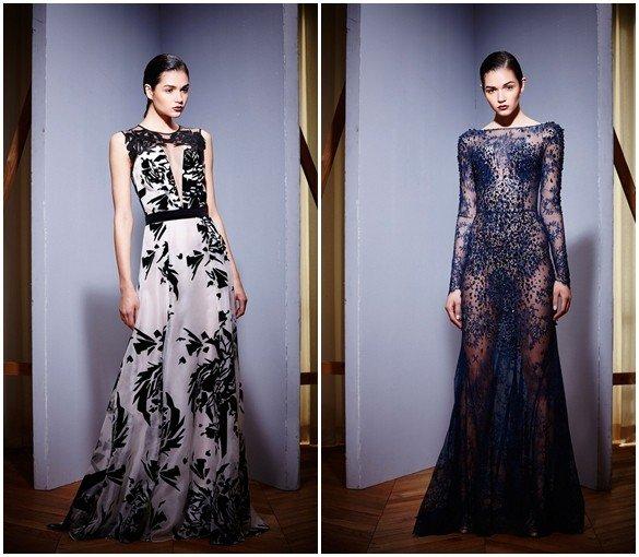 b241939cb75 В осенне-зимний период в качестве торжественной одеждыженщины выбирают  роскошные вечерние платья