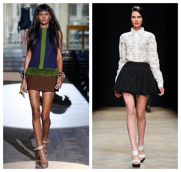 99609285086 Даже в прохладные осенние дни многие женщины отдают предпочтение юбкам и  платьям