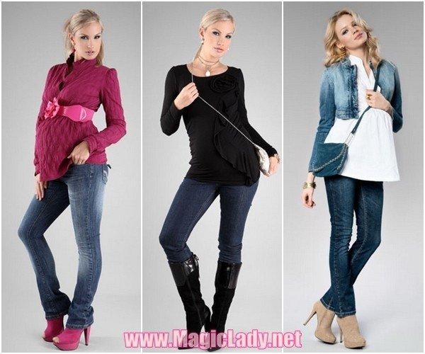 Мода 2012 - одежда для беременных в 2019 году