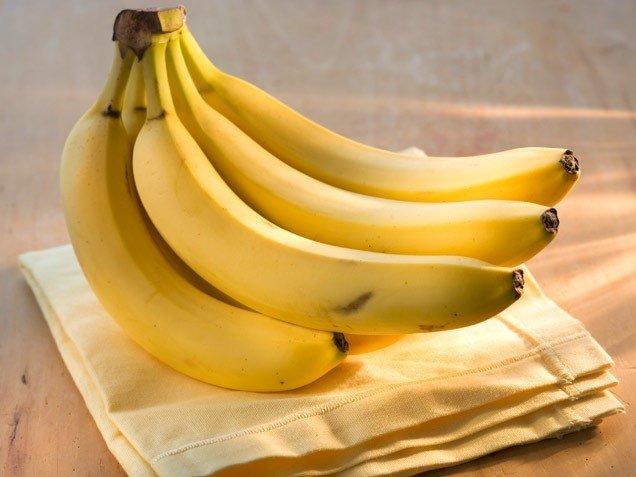 Японская утренняя банановая диета.
