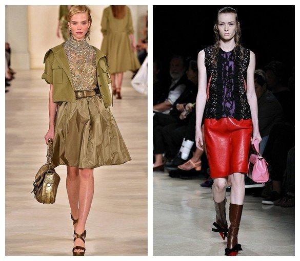 3bd33d87ba65 Модные юбки весна-лето 2015, 60 фото. Самой красивой и женственной одеждой  всегда считалась юбка. Правильно подобранная юбка позволяет своей  обладательнице ...