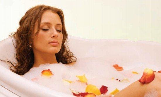 солевая ванна для похудения в домашних условиях