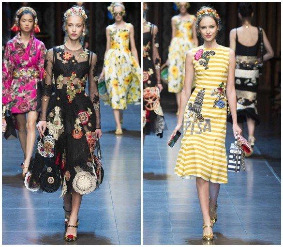 c97e252873b Модные платья и сарафаны весна-лето 2016