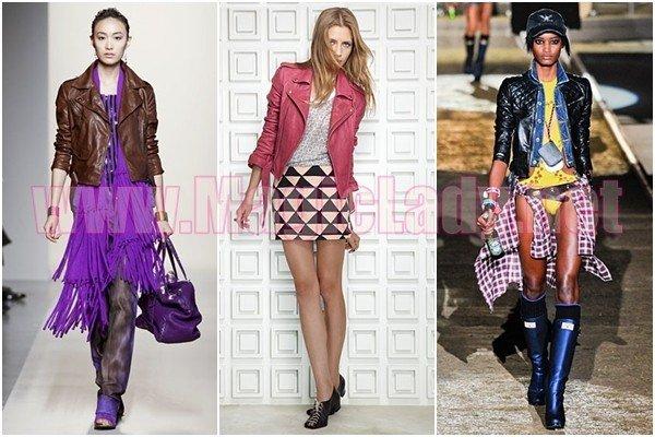 f3af3f150f39 Предлагаем вам посмотреть фото и узнать, какие куртки будут в моде весной  2012 ...