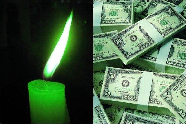 Магия зеленая свеча и деньги магия денег четверг